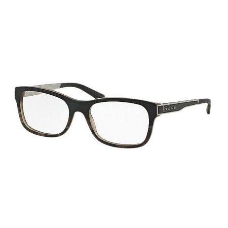 Óculos de Grau Masculino Bvlgari 3027 5358