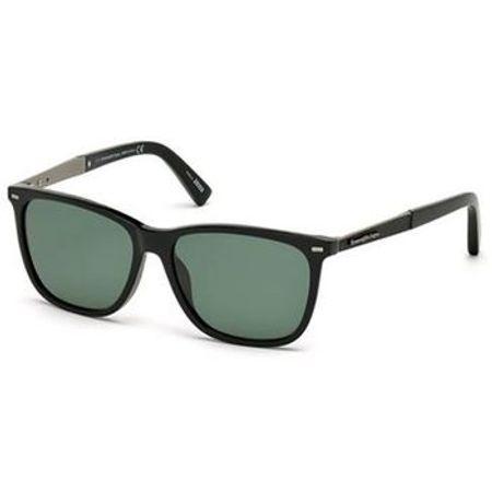 Óculos de Sol Masculino Ermenegildo Zegna 0023 Polarizado 01R