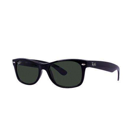 óculos de sol ray ban new wayfarer 2132- preto