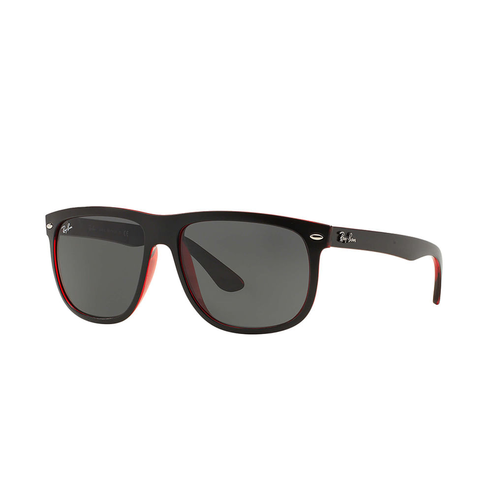 Oculos-de-Sol-Ray-Ban-HigStreet-RB4147--Preto