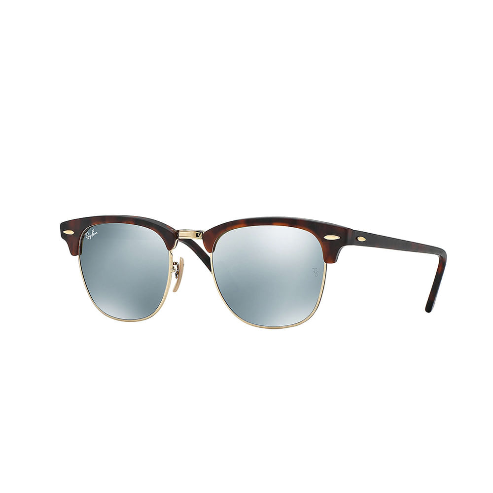 Oculos-de-Sol-Ray-Ban-Clubmaster-RB3016--Tartaruga