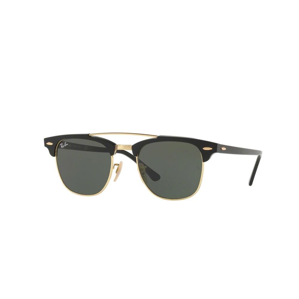 Oculos-de-Sol-Ray-Ban-Black-Gold-RB3816--Preto-