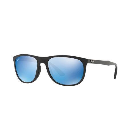 Óculos de Sol Ray Ban Matte Black 4291 - Preto