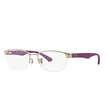 Óculos de Grau Ray Ban RX 6315L Satin Nikel 2538
