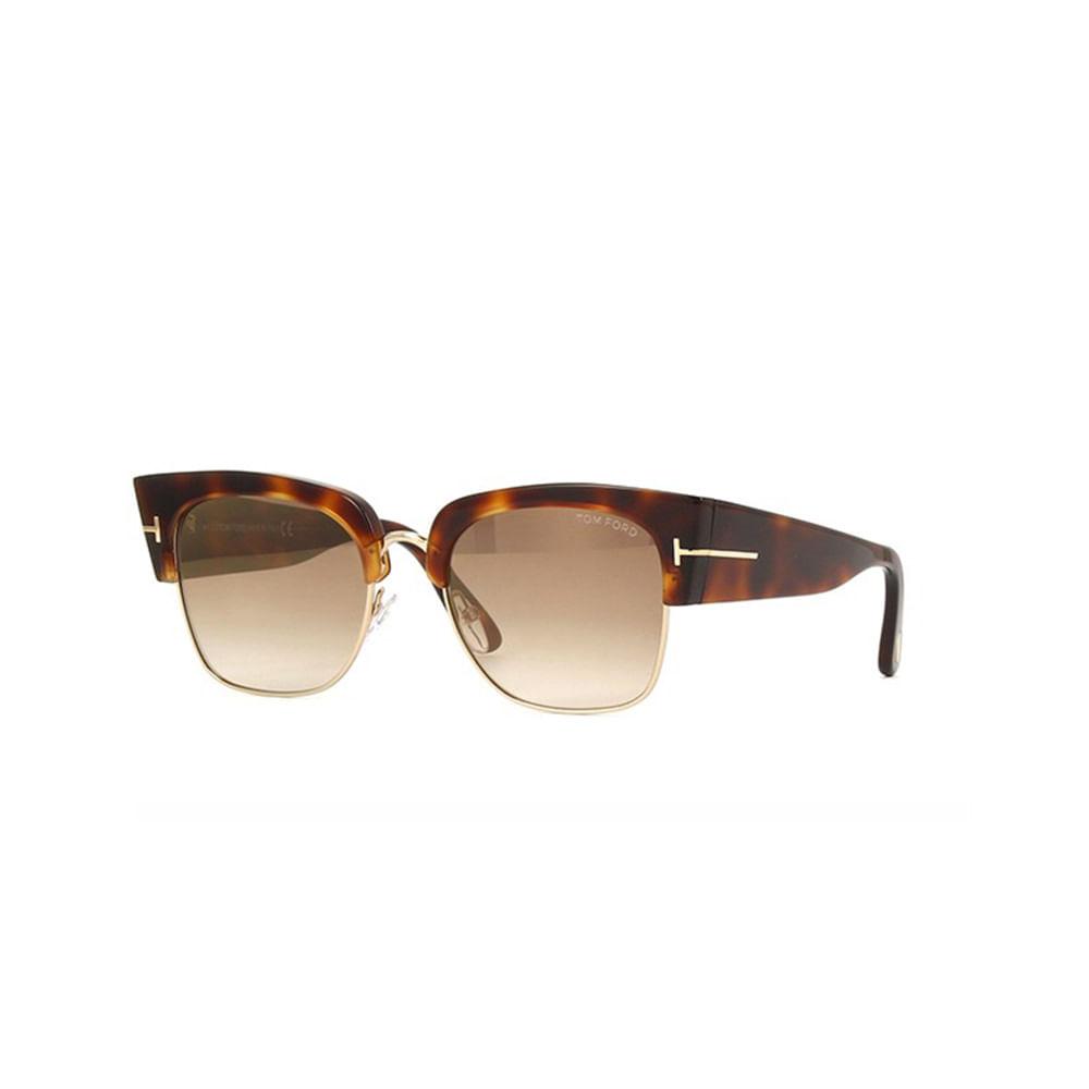 Oculos-de-Sol-Tom-Ford-554-S-53G-Marrom-