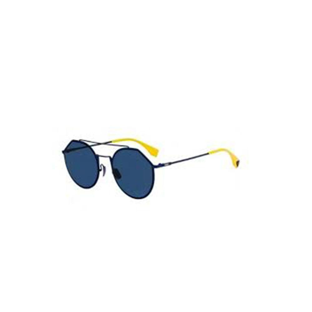 Oculos-de-Sol-Fendi-0021-S-PJPC3-Azul