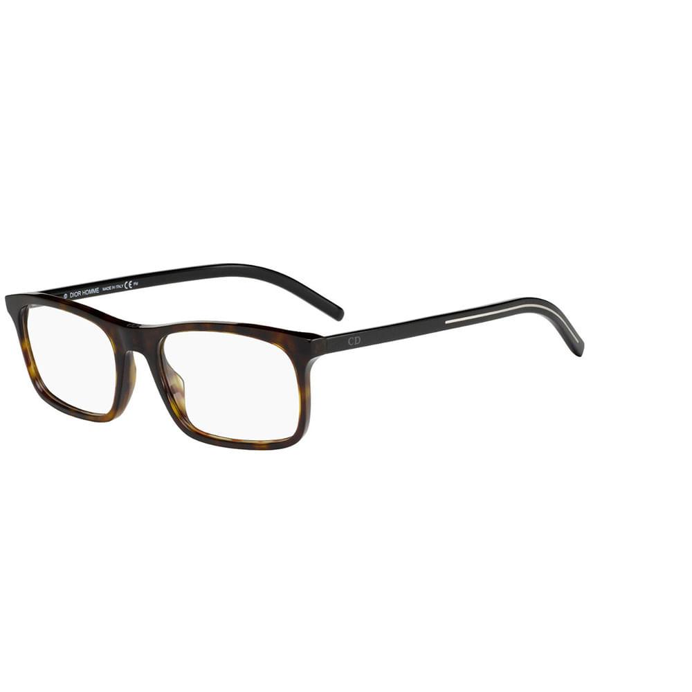 -Oculos-de-Grau-Dior-BLACKTIE-235-581-Preto-e-Marrom-