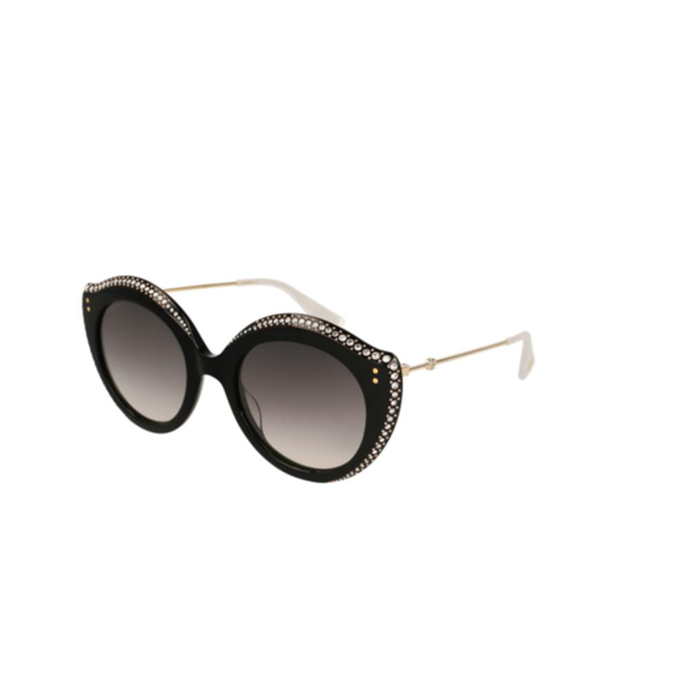 Oculos-de-Sol-Gucci-GG0214-S-Preta