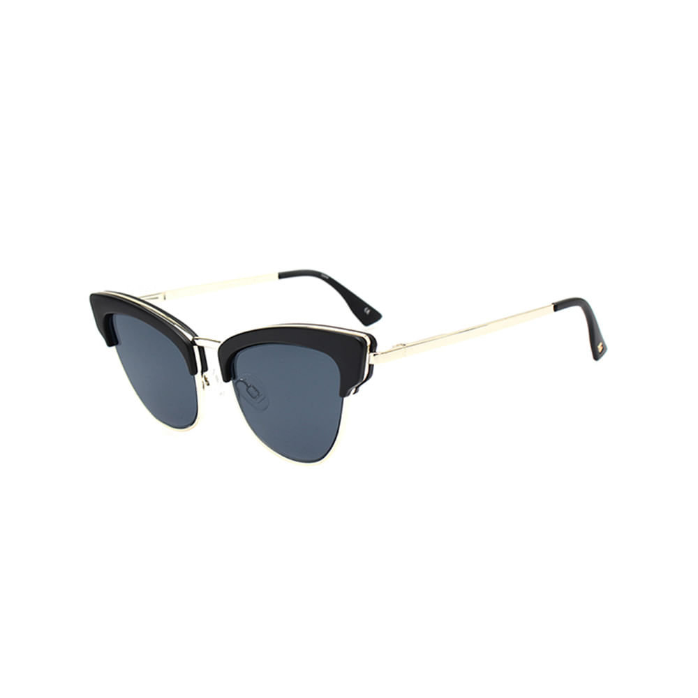 Oculos-de-Sol-Le-Specs-ASHANTI-Preto-e-Dourado