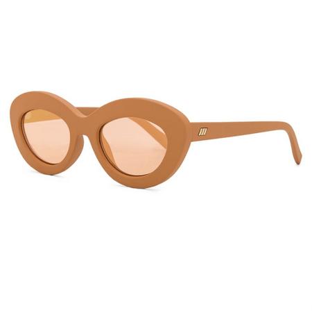 4491e34de2d27 Óculos de Sol Le Specs Fluxos Gengibre Fosco