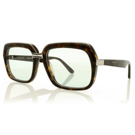 Óculos de Sol Céline 40050 U Marrom 52N