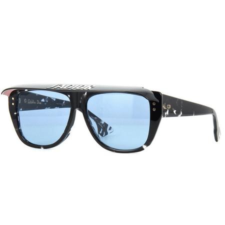 3db9e1e1159 Óculos de Sol Dior Club 2 Preto Marmorizado 9WZKU