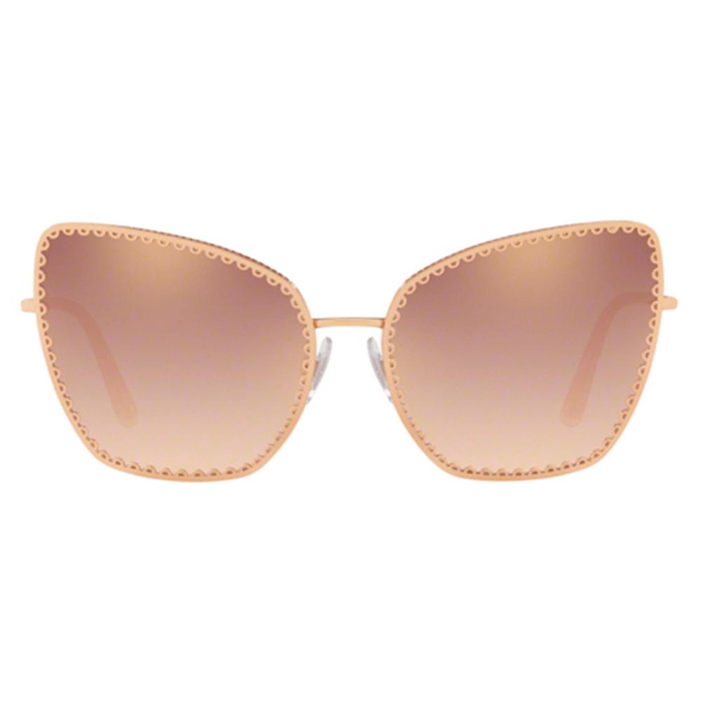 61a5c8e9d9326 Óculos de Sol Dolce   Gabbana DG 1298 Rosê 1298 6F - Cristalli Otica
