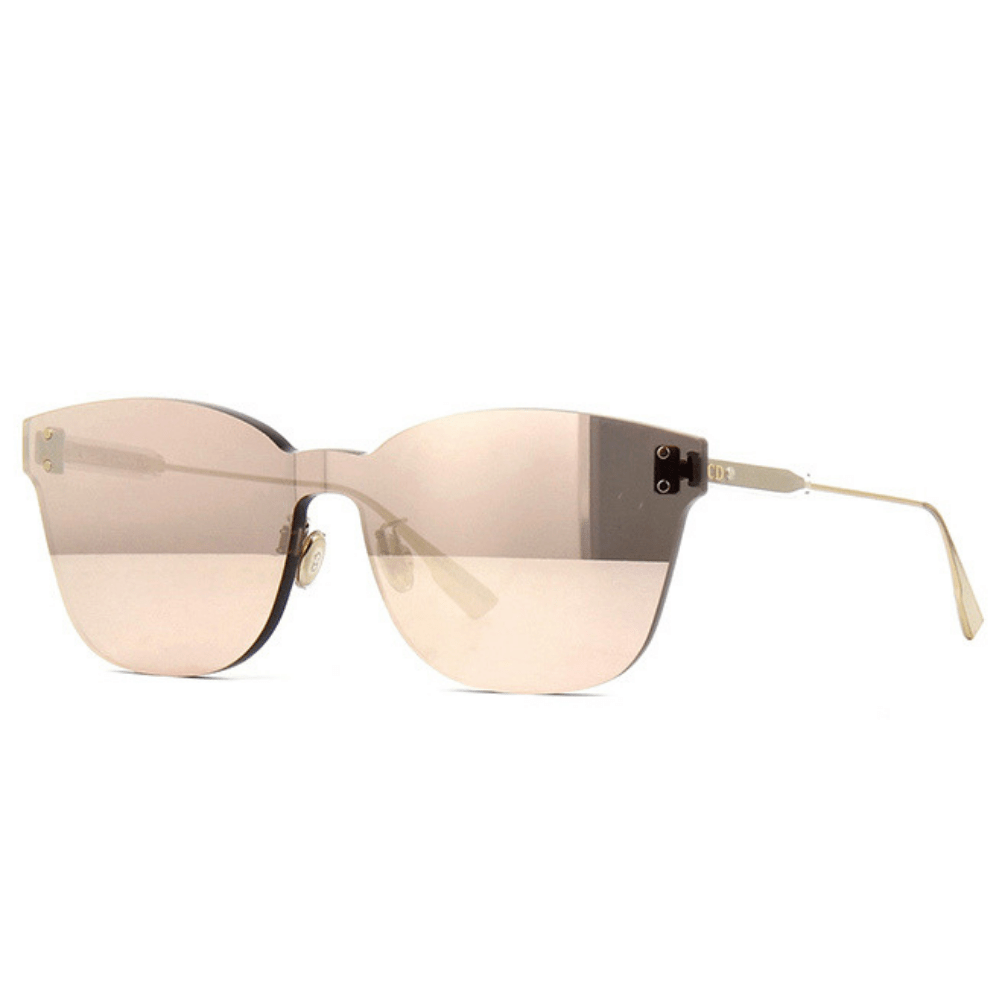 Óculos de Sol Dior Color Quake 2 Rosê DDBSQ - Tamanho 99. Christian Dior 79bb278055