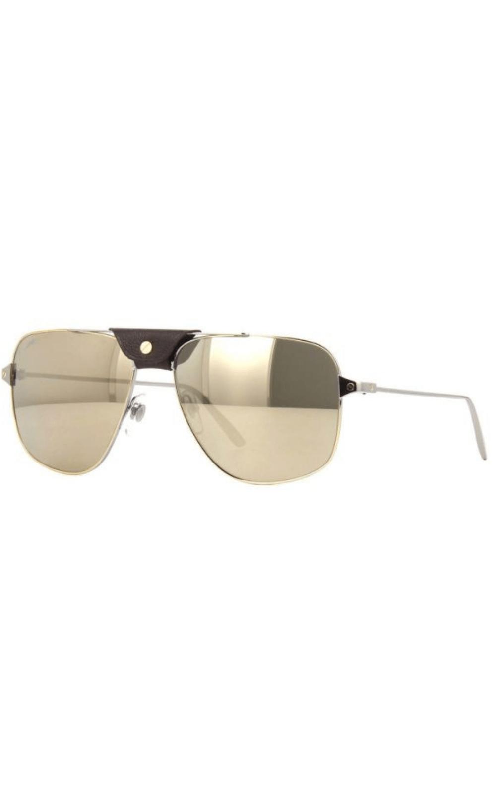 Foto 1 - Óculos de Sol Cartier 0037 S 003