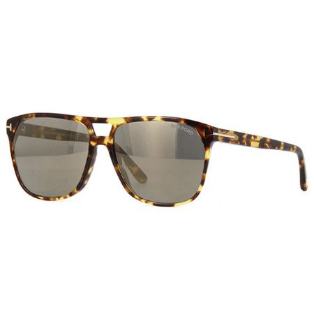 Óculos de Sol Tom Ford Shelton 0679 Havana 56C