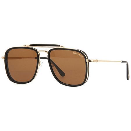 Óculos de Sol Tom Ford Huck 0665  01E