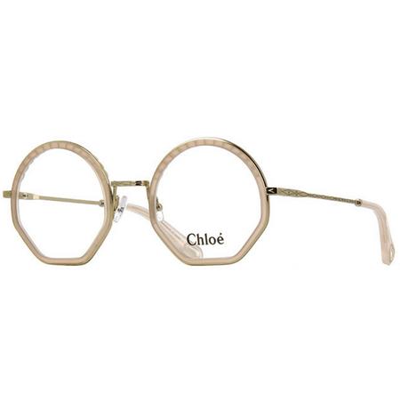 Óculos de Grau Chloé Tilda 2143 Rosê 601