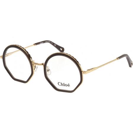 Óculos de Grau Chloé Tilda 2143 Marrom 210