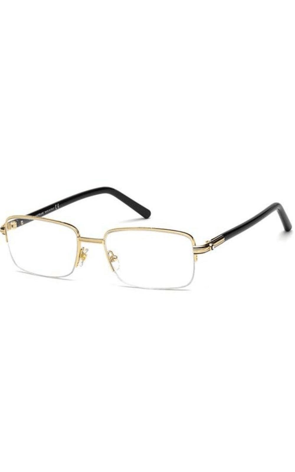 5129e87fd079a Óculos de Grau Mont Blanc 478 030