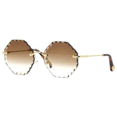 Óculos de Sol Chloé Rosie Octogonal 143 S 742