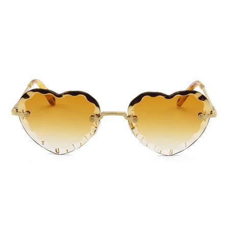 Óculos de Sol Chloé Rosie 150 S 837 Coração