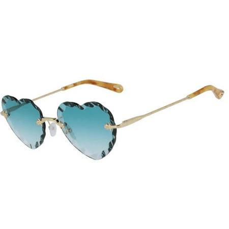 Óculos de Sol Chloé Rosie 150 S 839 Coração