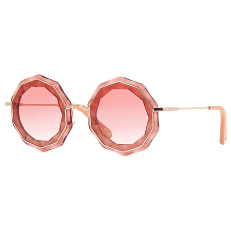 Óculos de Sol Chloé 160 S 860 Octogonal