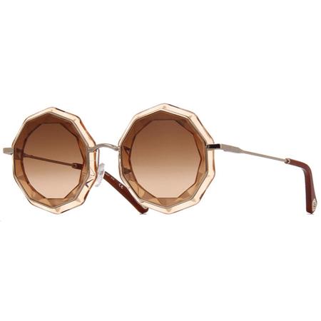 Óculos de Sol Chloé 160 S 724 Octogonal
