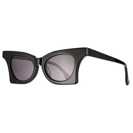 Óculos de Sol Le Specs Nitro Preto