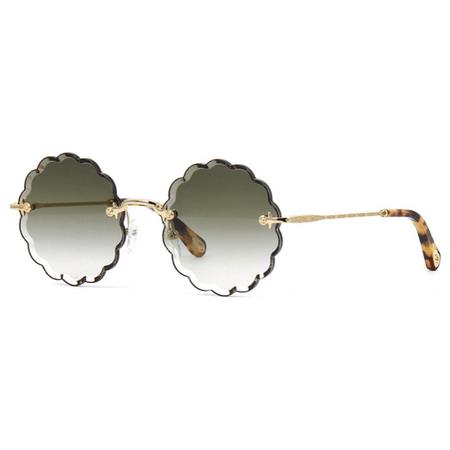 Óculos de Sol Chloé Rosie Flor 142 S 825
