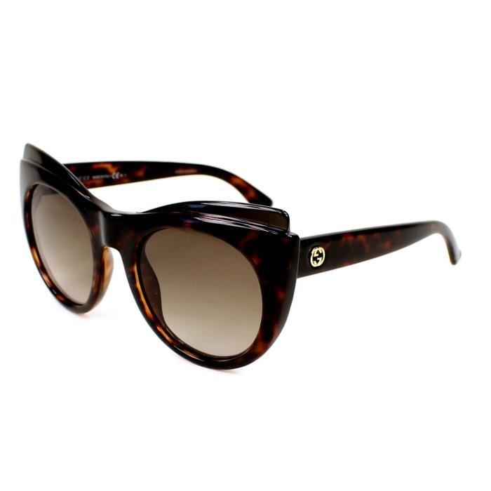 d632b74ad Óculos de Sol Gucci Feminino | Ótica Cristalli - Cristalli Otica
