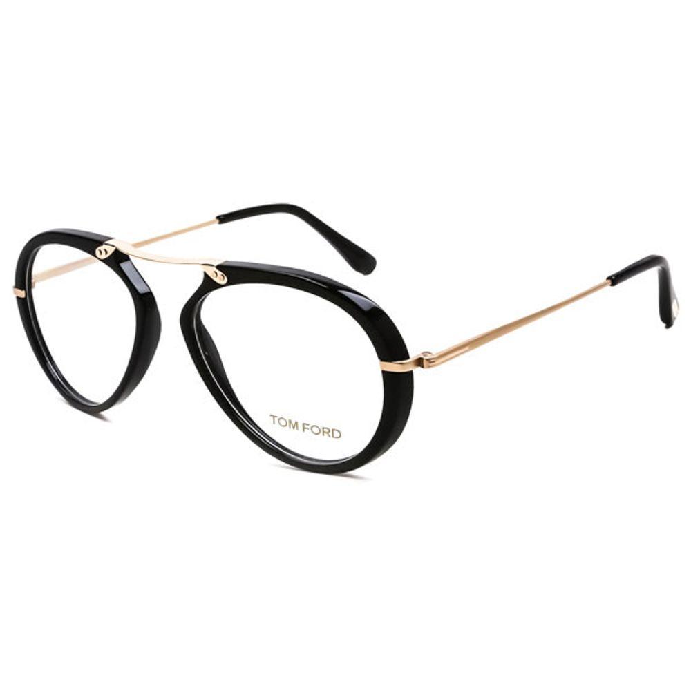 d0548ef28c3a0 Óculos de Grau Unissex Tom Ford 5346 1 - Tamanho 53