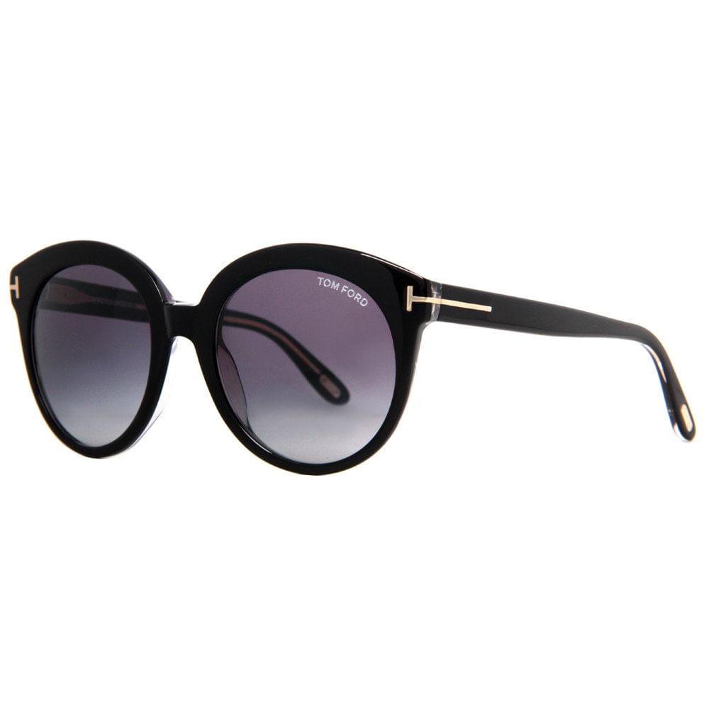 1297162df241b Óculos de Sol Feminino Tom Ford 429 03W - Tamanho 54