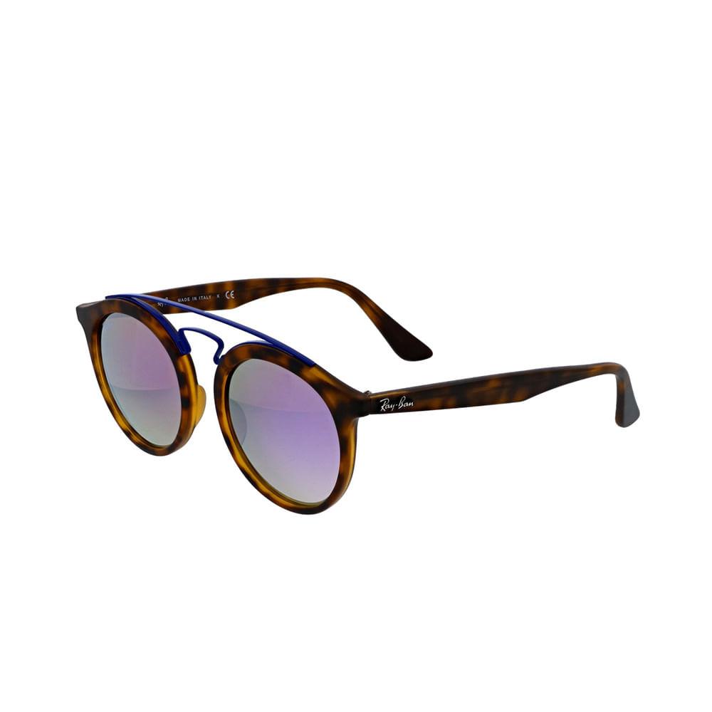 Oculos-de-sol-Ray-Ban-Gatsby-RB4256---Tartaruga