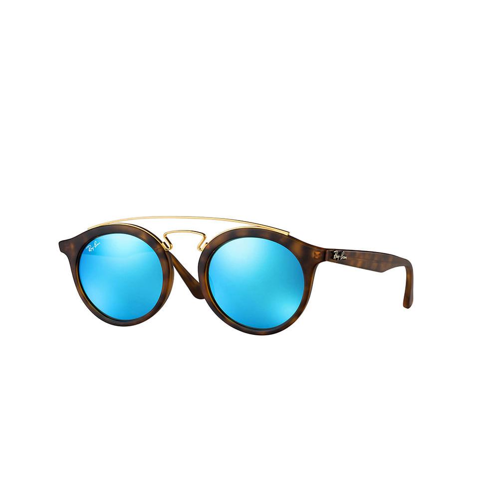 405f5cdc55bcc Óculos de sol Ray Ban Chromance 4264 Polarizado 601S A1 - Tamanho 58