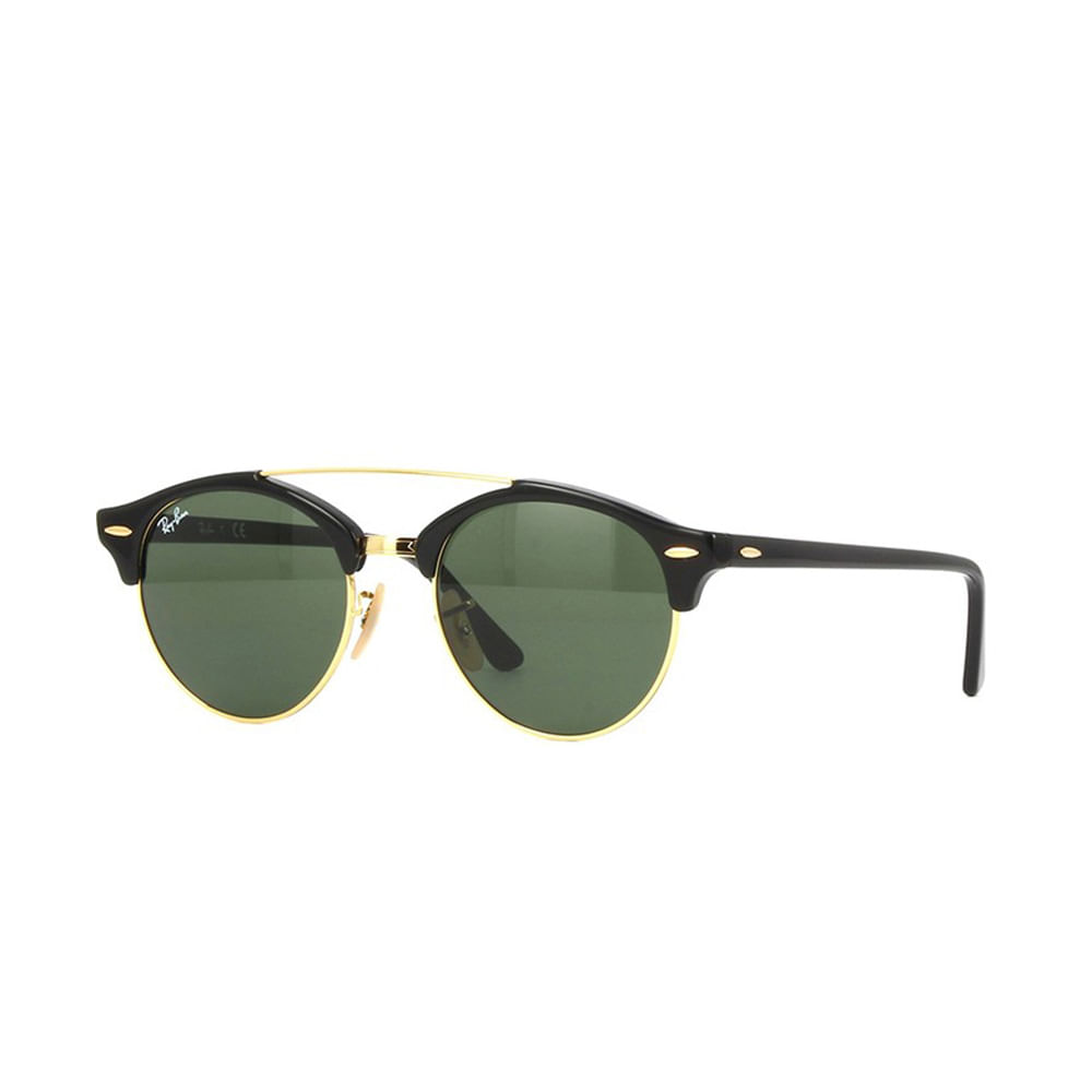 Oculos-de-Sol-Ray-Ban-Double-Bridge-Black-RB4346-