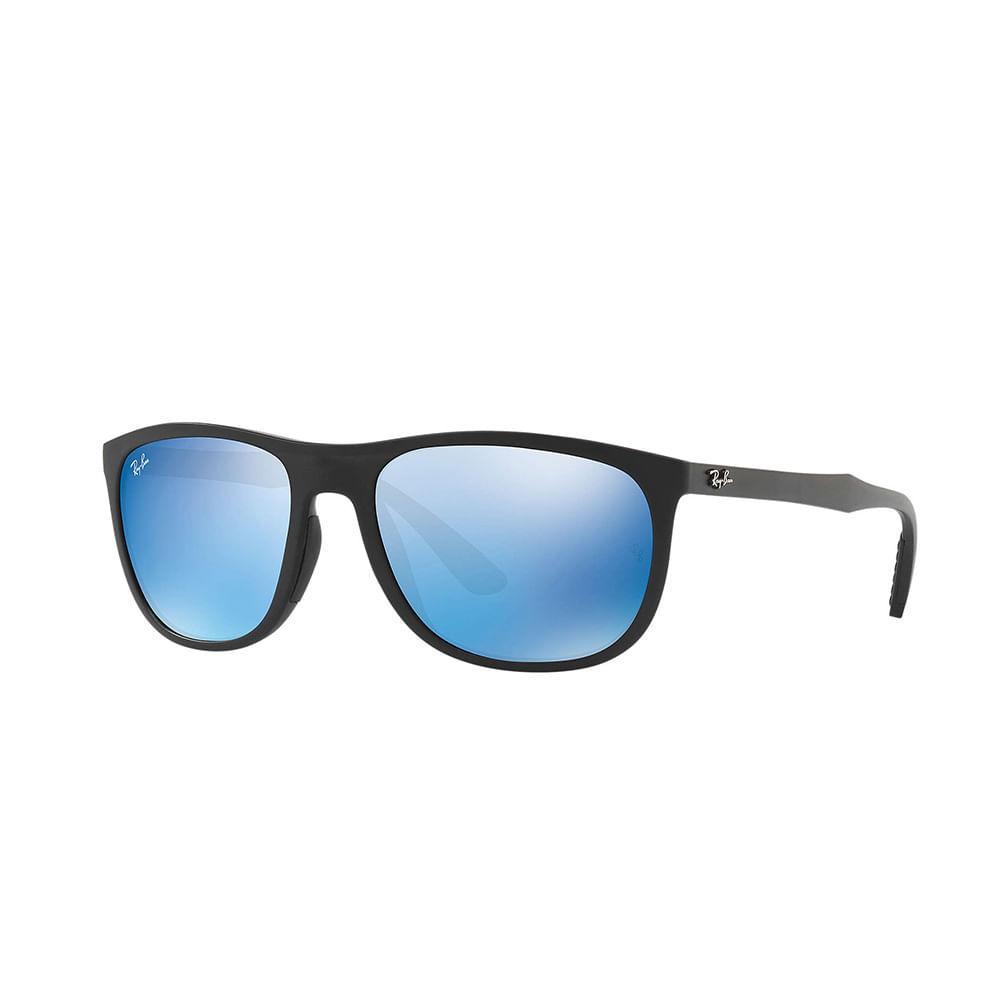 Oculos-de-Sol-Ray-Ban-Matte-Black-4291---Preto