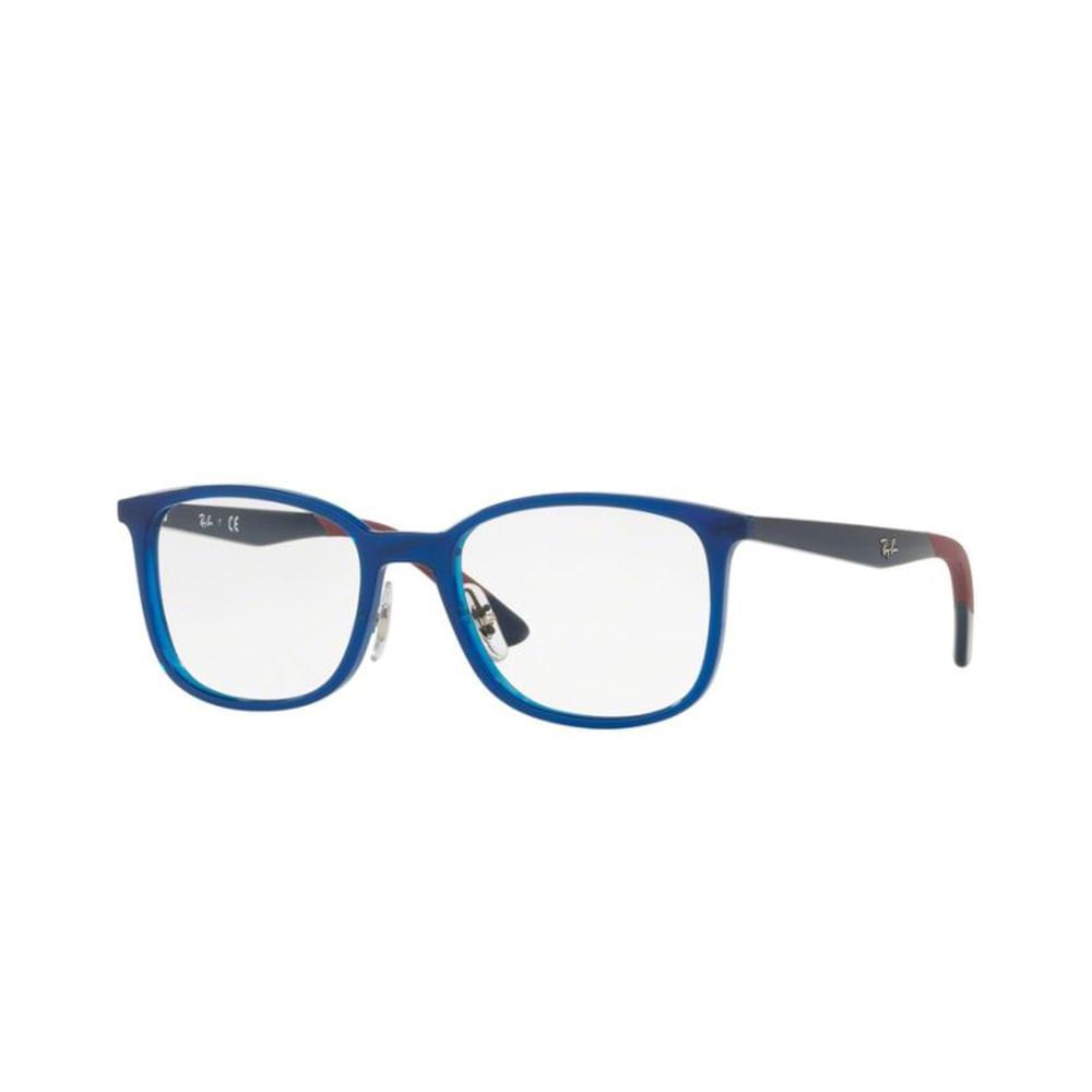 Oculos-de-Grau-Ray-Ban-ClubMaster-RX7142---Azul-