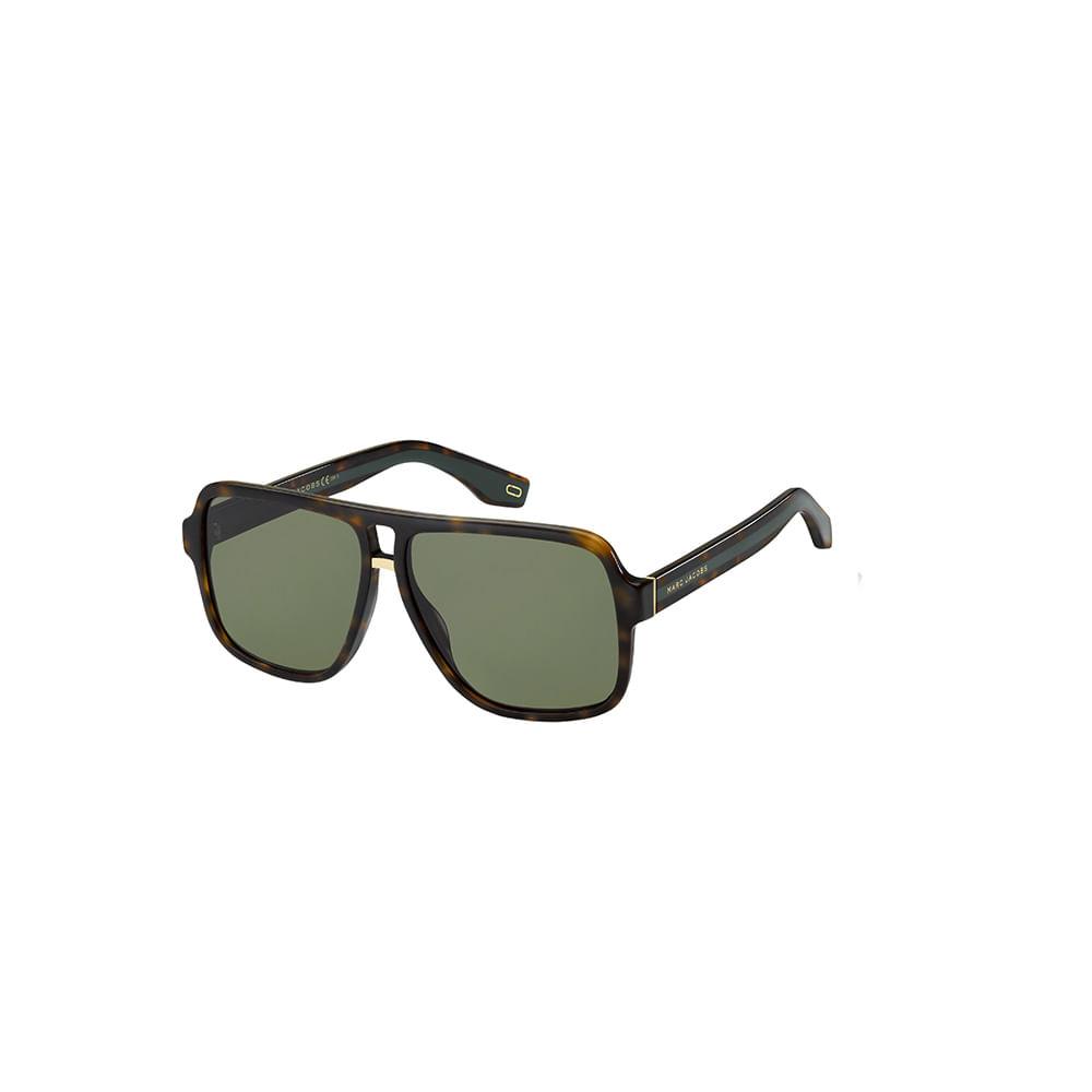 Oculos-de-Sol-Marc-Jacobs-273-S-086QT-Verde-Tartaruga
