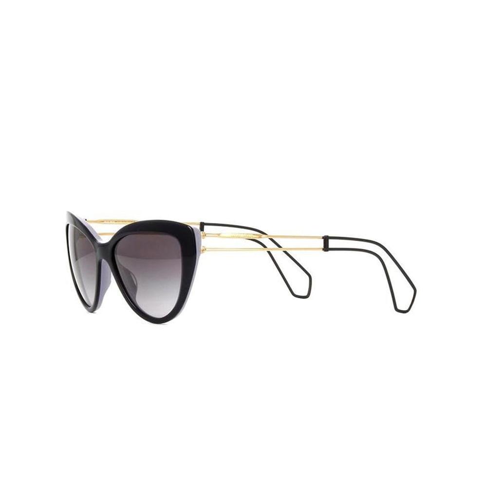 -Oculos-de-Sol-MIU-MIU-12-R-USN-3E2-Preto-e-Dourado