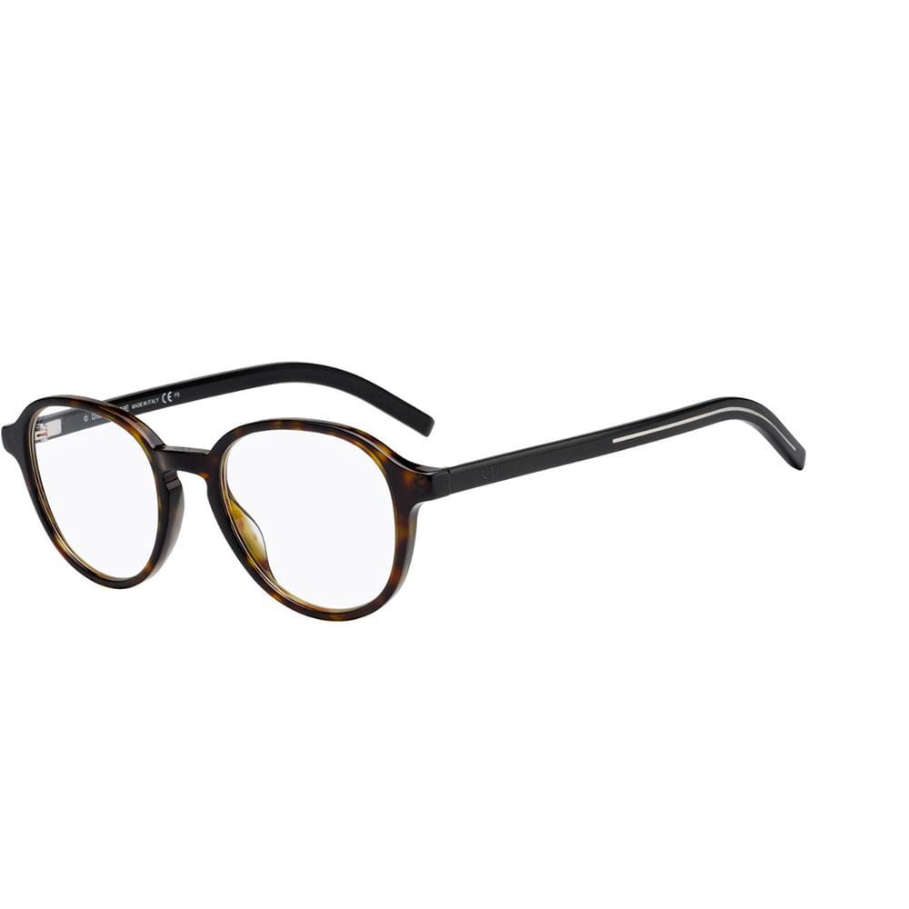 Oculos-de-Grau-Dior-BLACKTIE-240-581-Preto-e-Marrom