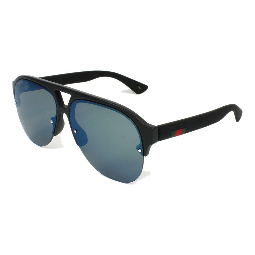 Oculos-de-Sol-Gucci-GG0170-S-Preto