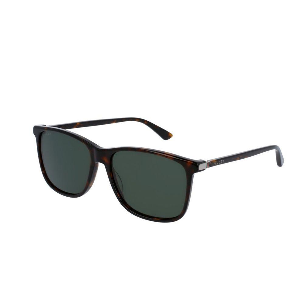 Oculos-de-Sol-Gucci-GG0017-S-Marrom