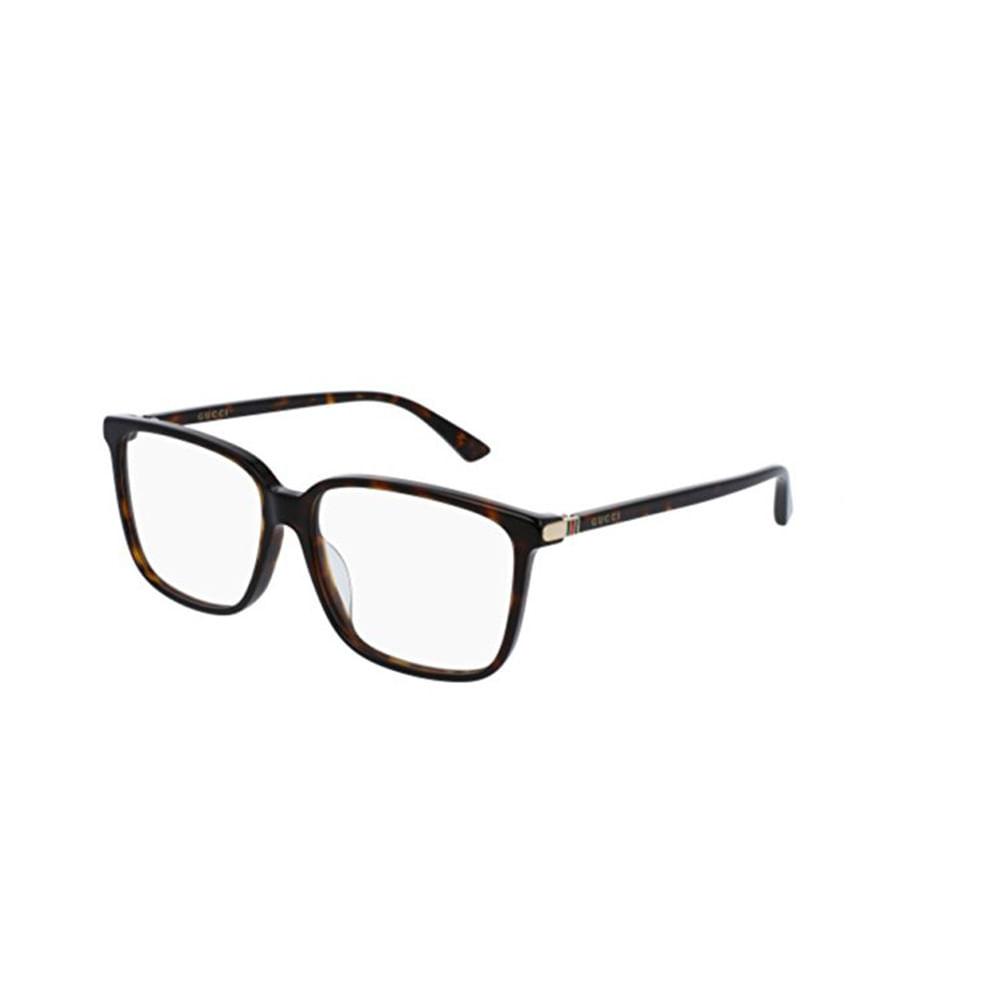 Oculos-de-Grau-Gucci-GG019-O-Marrom