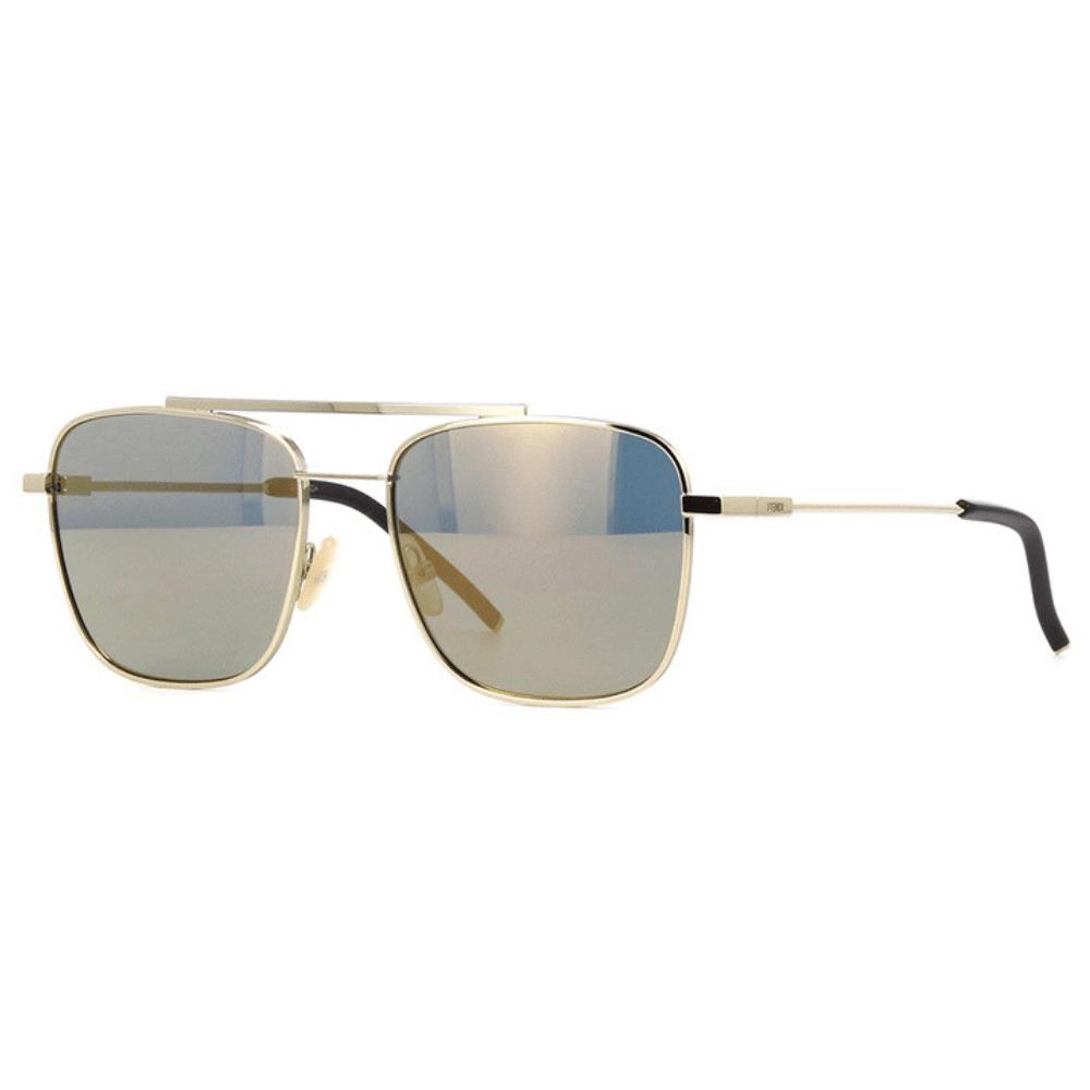 Oculos-de-Sol-Sol-Fendi-M0008-S-3YGJO-Dourado
