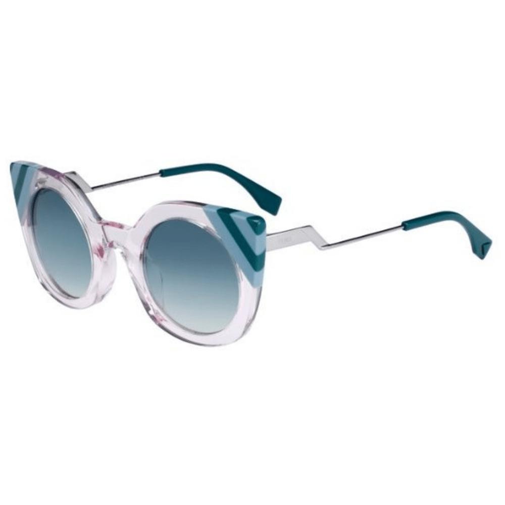 Oculos-de-Sol-Fendi-0240-S-35J9K-Azul-