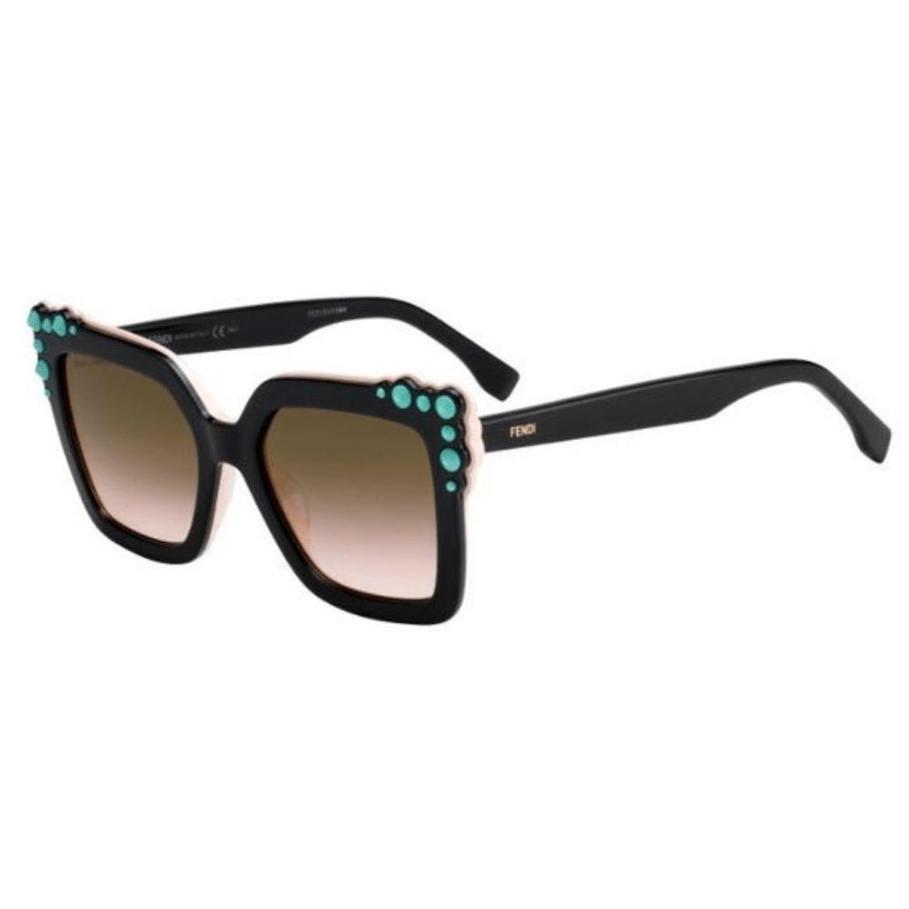 Oculos-de-Sol-Fendi-0260-S-C9KEQ-Tartaruga