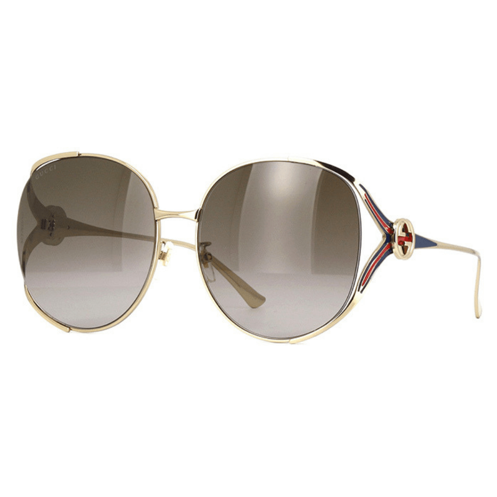 Oculos-de-Sol-Gucci-GG0225-S-Dourado
