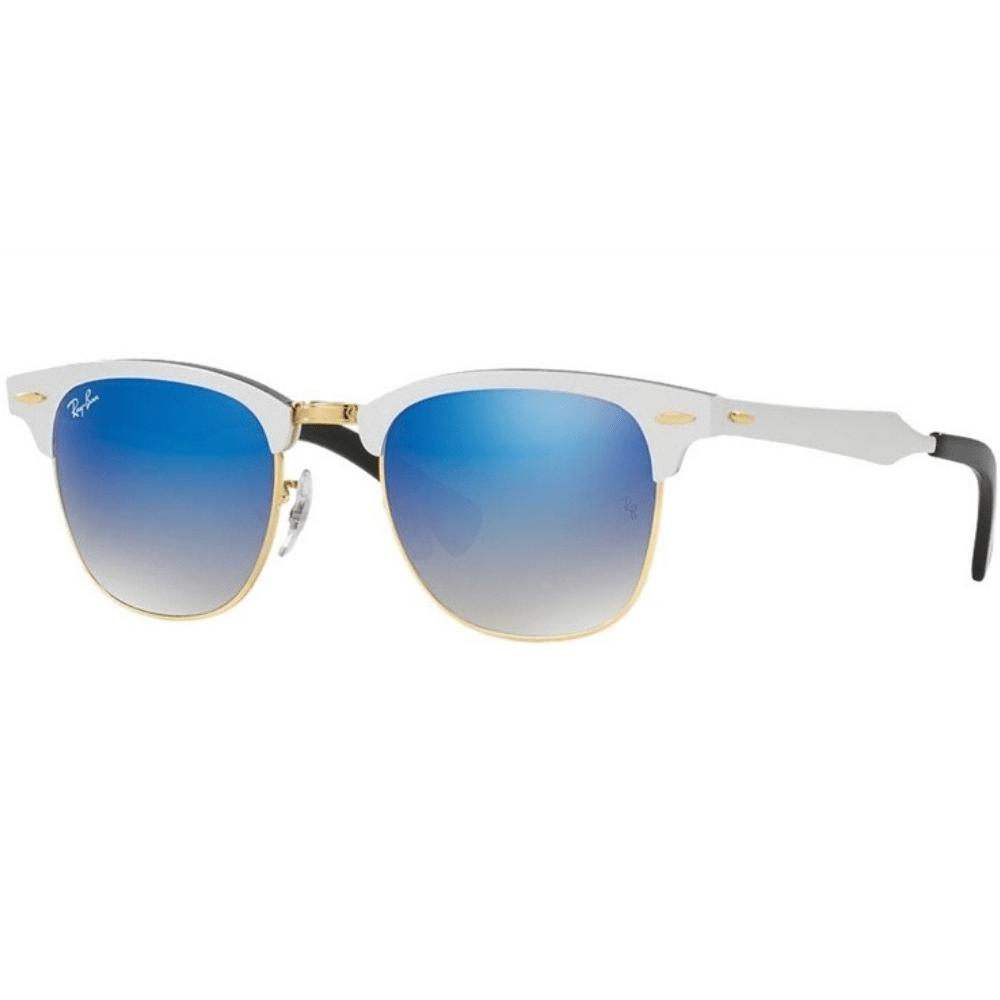 Oculos-de-Sol-Ray-Ban-ClubMaster-Aluminiun-RB3507---Azul
